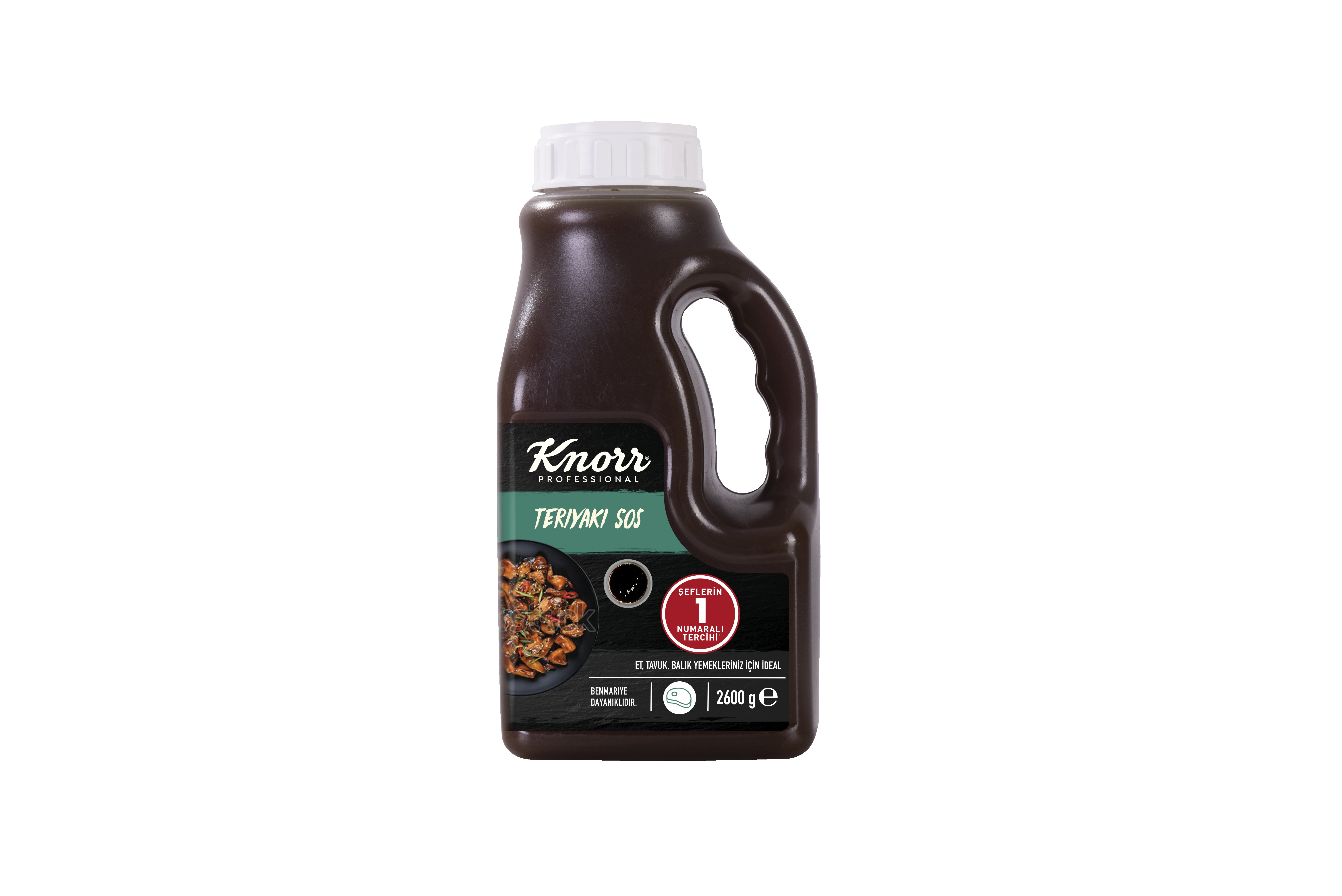 Knorr Teriyaki Sos 2.6 L
