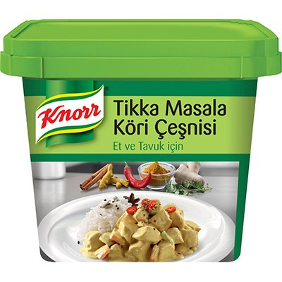 Knorr Tikka Masala Çeşnisi 650 g