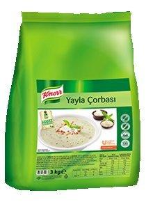 Knorr Yayla Çorbası 3 kg