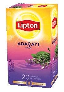 Lipton Adaçayı Bardak Poşet Çay