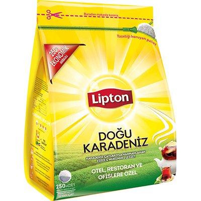 Lipton Doğu Karadeniz 250'li Demlik Poşet Çay