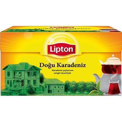 Lipton Doğu Karadeniz Demlik Poşet Çay 100'lü -