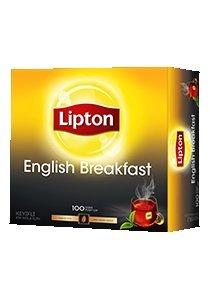 Lipton English Breakfast 100'lü Bardak Poşet Çay