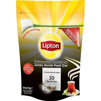 Lipton FS Profesyonellere Özel Jumbo Demlik Poşet Çay