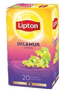 Lipton Ihlamur Bardak Poşet Çay