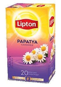 Lipton Papatya Bardak Poşet Çay