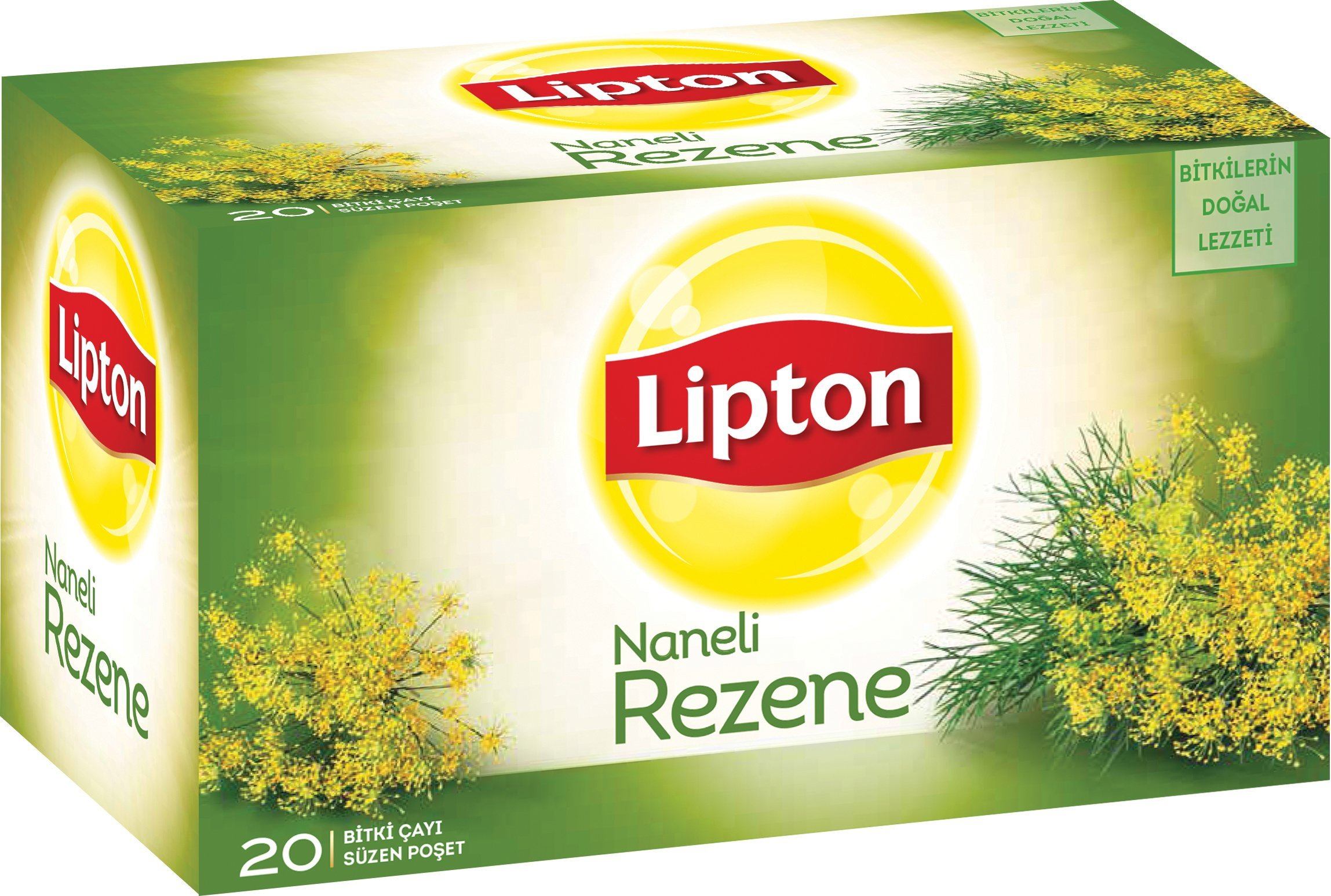 Lipton Rezene Bardak Poşet 20'li