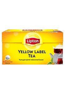 Lipton Yellow Label 100'lü Demlik Poşet Çay