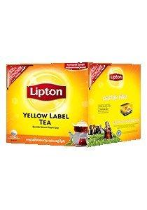 Lipton Yellow Label 500'lü Demlik Poşet Çay