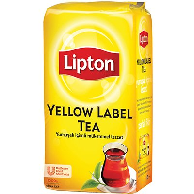 Lipton Yellow Label Dökme Çay 1 kg -