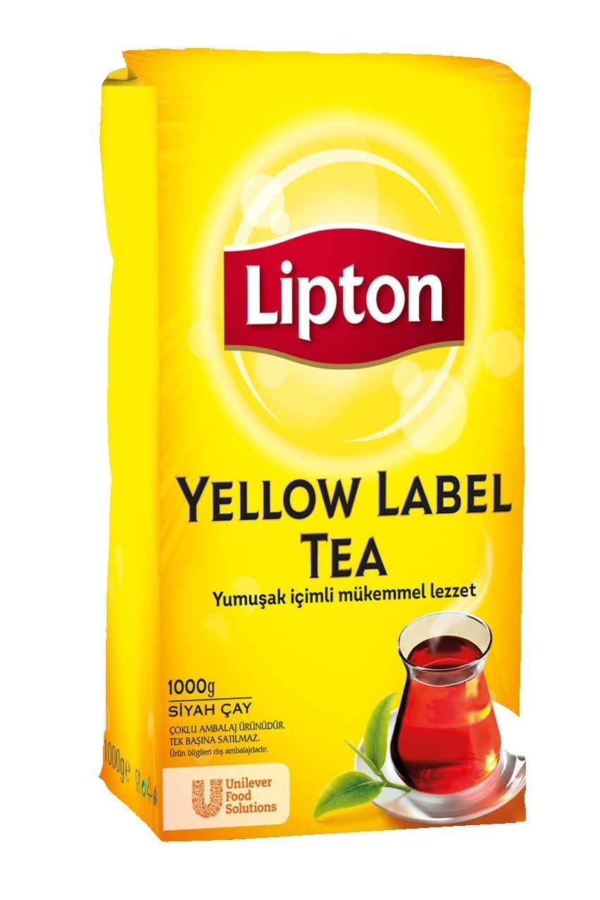 Lipton Yellow Label Dökme Çay 9x1000gr