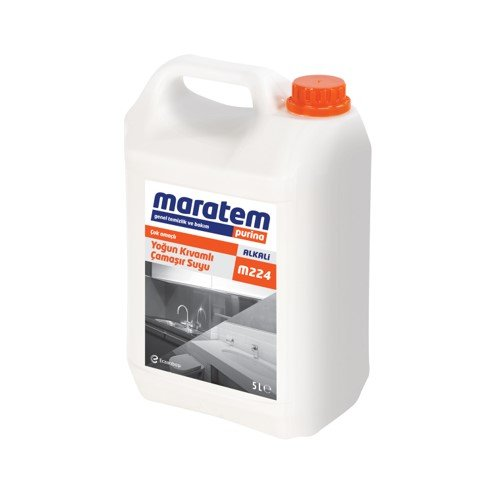 Maratem M224 Yoğun Kıvamlı Çamaşır Suyu 5 l