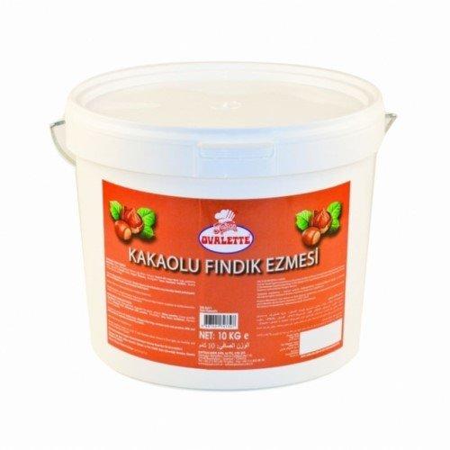 Ovalette Kakaolu Fındık Ezmesi 10 kg