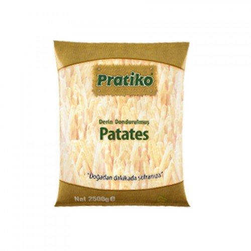 Pratiko Klasik Patates 2.5 kg