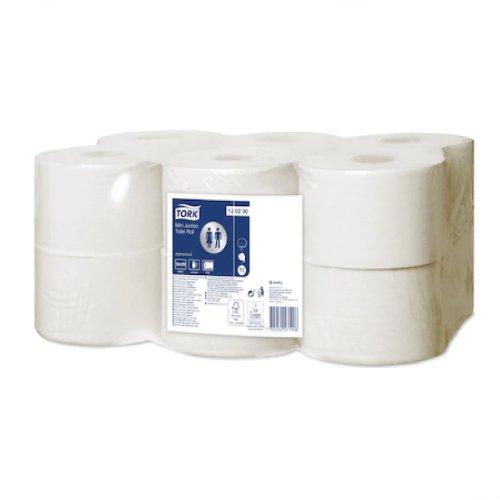 Tork Advanced Mini Jumbo Çift Katlı Tuvalet Kağıdı 12'li -