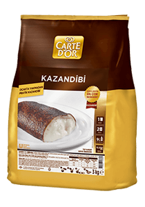 Carte d'Or Kazandibi -