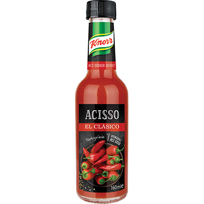 Knorr Acısso 160 ml