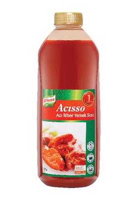 Knorr Acısso Acı Biber Sosu 1,9 Litre