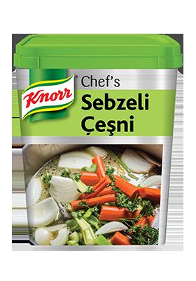 Knorr Chef's Sebzeli Çeşni 1 kg