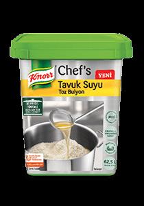 Knorr Chef's Tavuk Suyu Toz Bulyon 1250 g