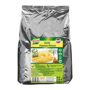 Knorr Sütlü Patates Püresi