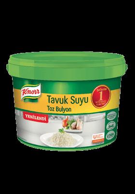 Knorr Tavuk Suyu Toz Bulyon 5 kg