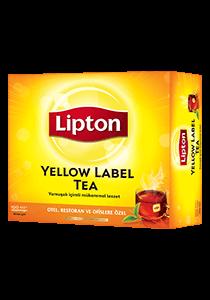 Lipton Yellow Label 100'lü Bardak Poşet Çay