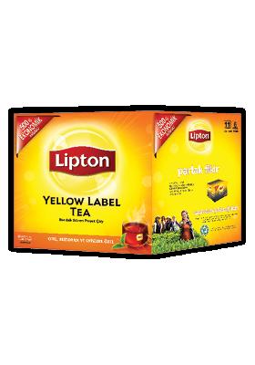 Lipton Yellow Label 1000'li Bardak Poşet Çay (2 x 1000 g)