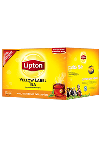 Lipton Yellow Label 250'li Bardak Poşet Çay
