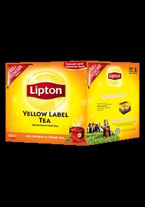Lipton Yellow Label 500'lü Bardak Poşet Çay