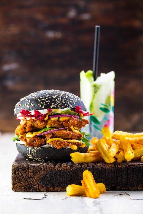Çıtır Bonfile Burger