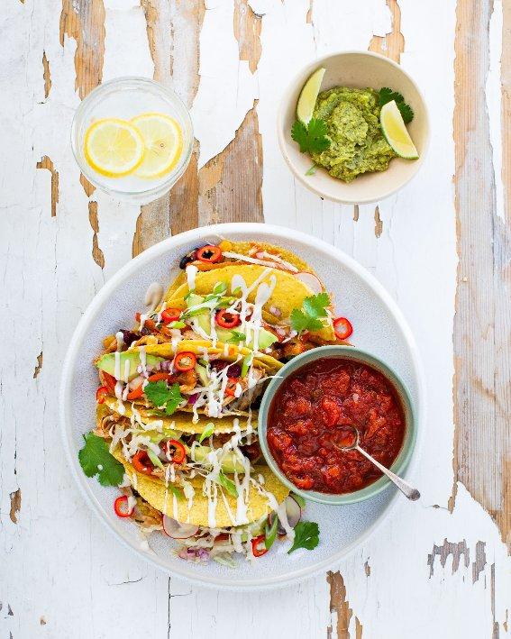 Çıtır Salsa Taco