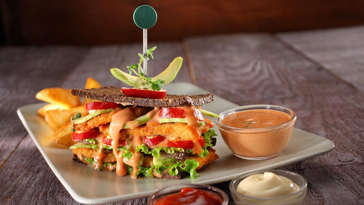 Çıtır Tavuk Sandwich
