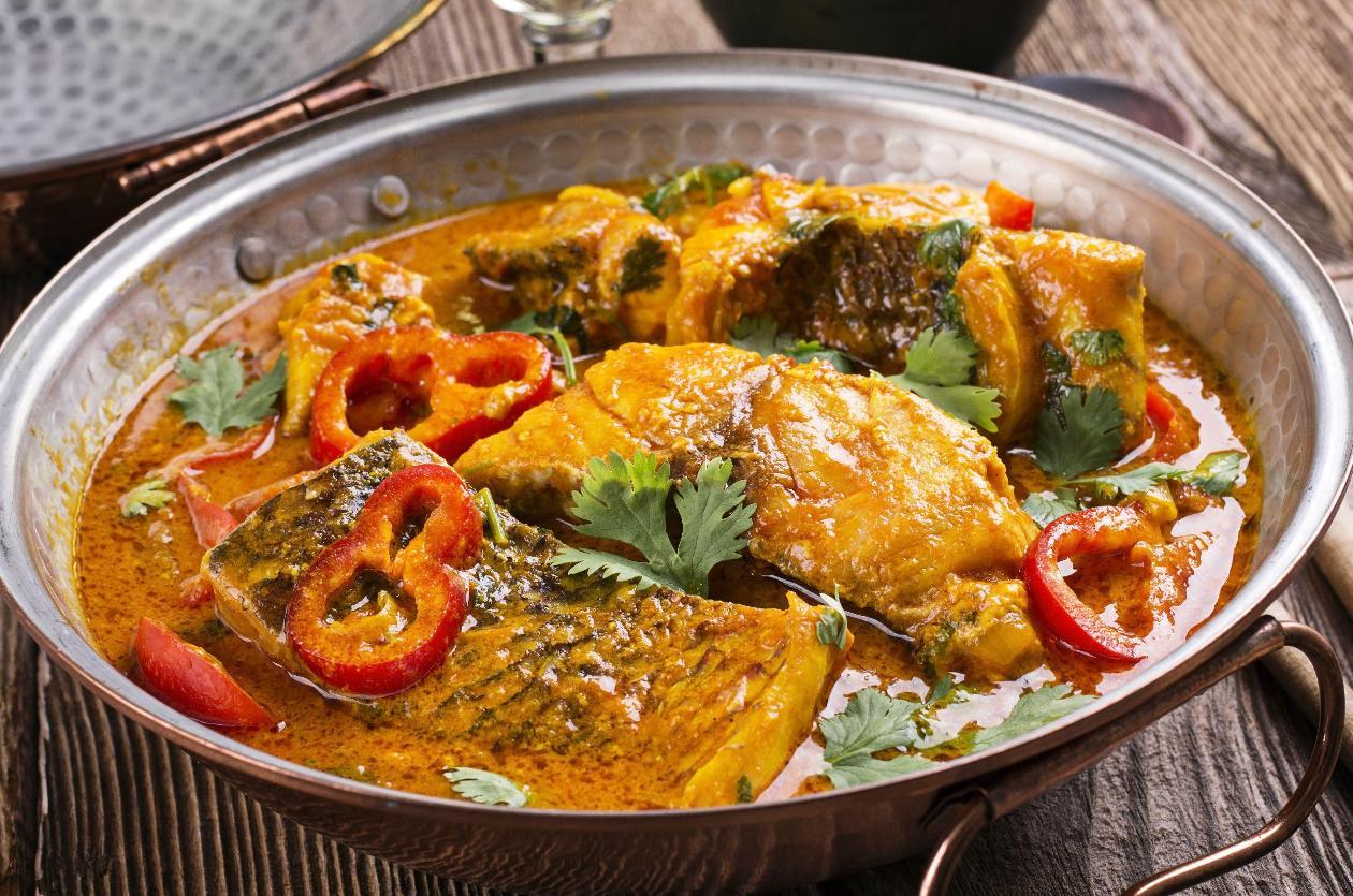 Domatesli Lagos Balığı Yahni
