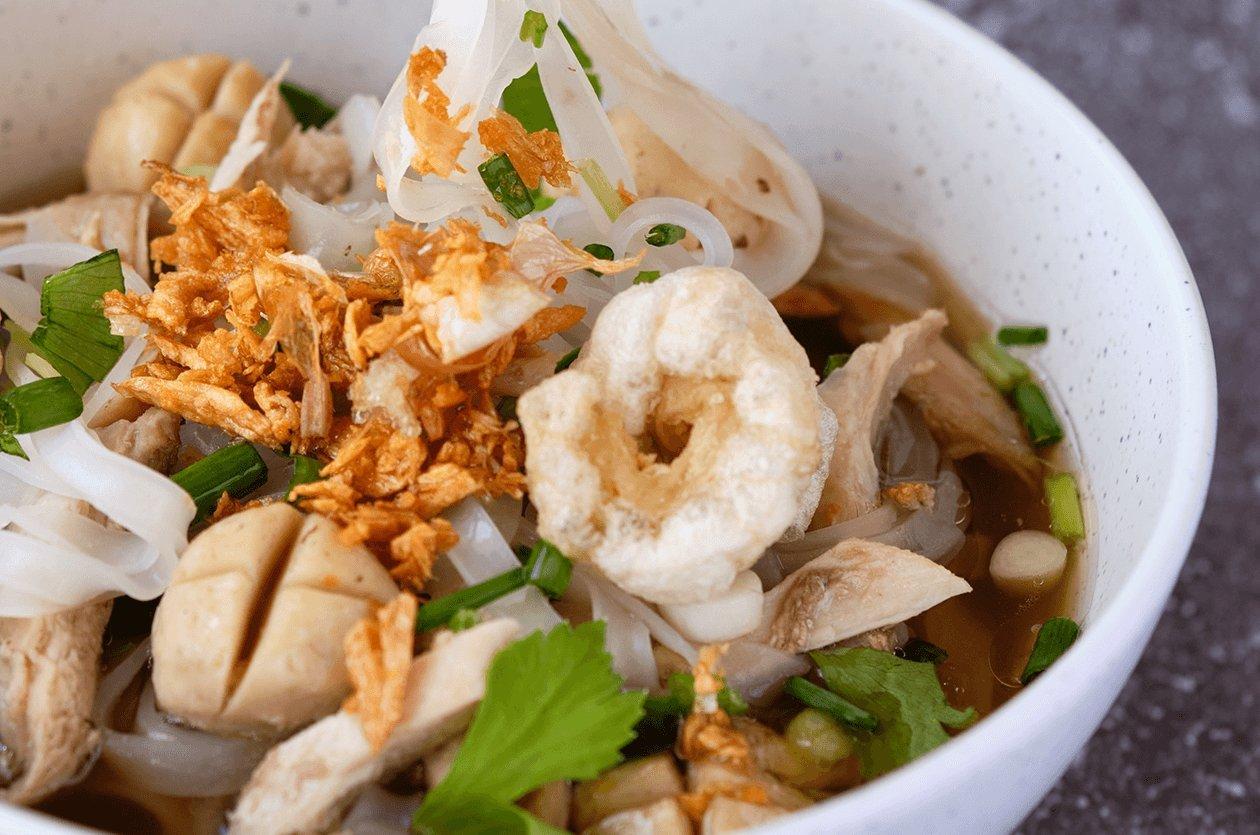 Karidesli Pad Thai