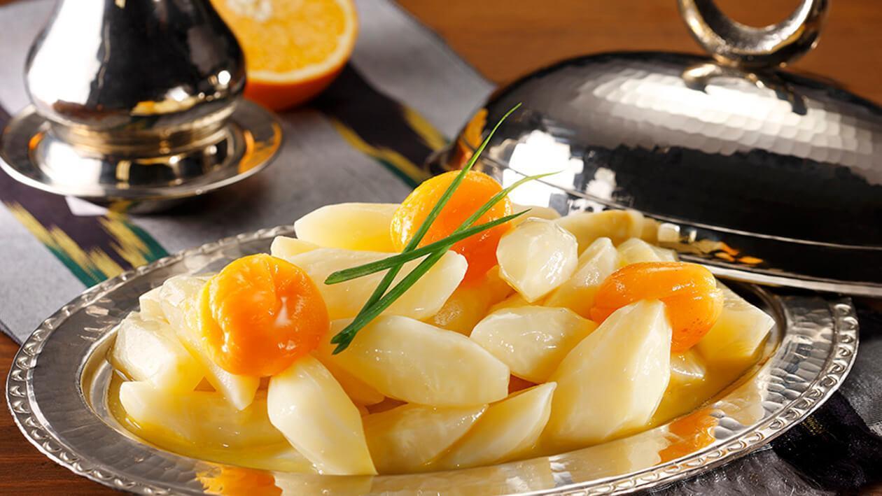 Kayısılı ve Portakallı Kereviz