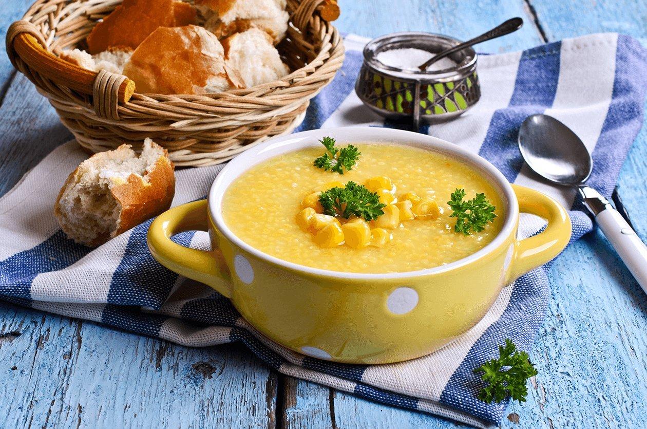 Mısır Çorbası