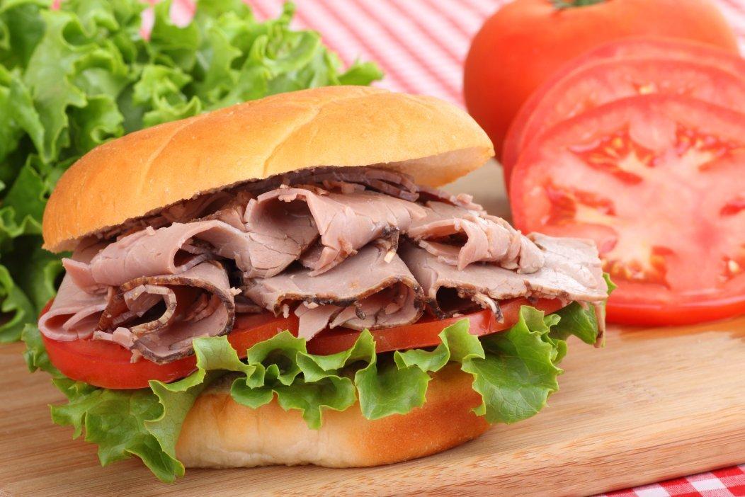 Roastbeef Sandviç