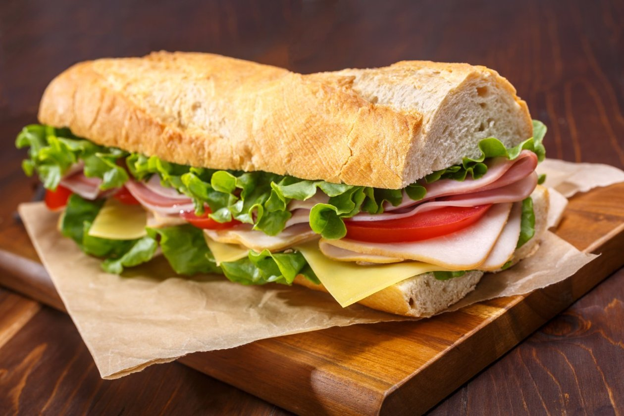 Şarküteri Sandviç