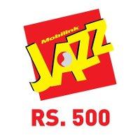 Jazz موبائل کارڈ (روپے 600)