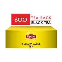لپٹن یلو لیبل ٹی بیگز (600 TB)