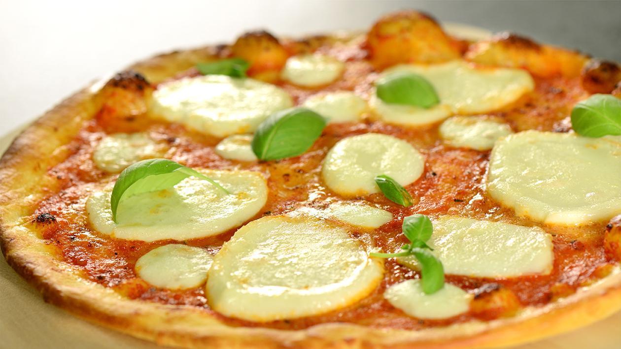 بوفیلینا پیزا ۔ کمپانیا انداز میں