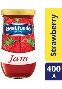 Best Foods Mứt Dâu 400g -
