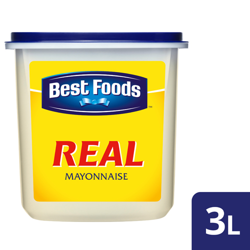 Best Foods Xốt Real Mayonnaise 3L