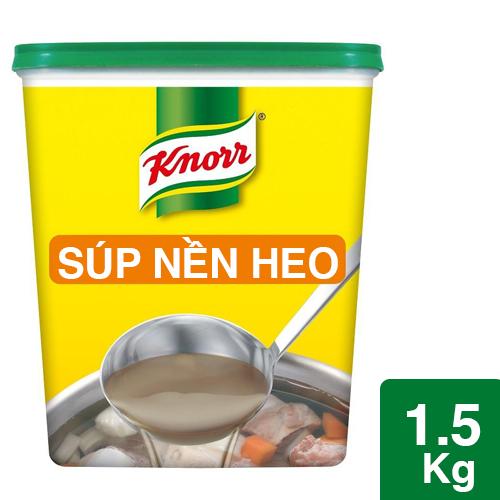 Knorr Súp Nền Thịt Heo 1.5kg