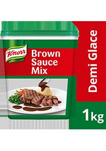 Knorr Xốt Nâu Demi Glace 1kg