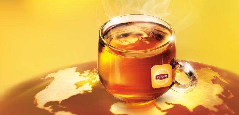 Lipton Trà Nhãn Vàng 12x2g - Nhãn hiệu trà số 1 thế giới