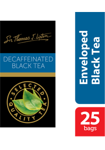 Sir Thomas Lipton Decaffeinated 2g x 25