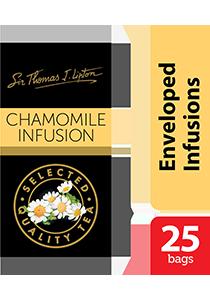 Sir Thomas Lipton Hoa Cúc 25x1g - Nơi hương vị hảo hạng của từng lá trà được tái hiện nguyên bản