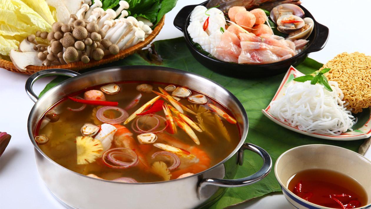 Lẩu Hải Sản | Unilever Food Solutions